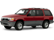 Mercury Mountaineer UN105/150 Closed Off-Road Vehicle