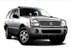 Mercury Mountaineer wheels and tires specs icon
