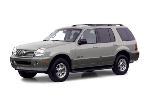 Mercury Mountaineer U152 Closed Off-Road Vehicle
