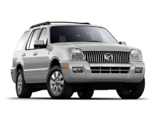 Mercury Mountaineer U251 Closed Off-Road Vehicle