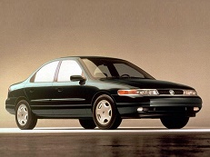 opony do Mercury Mystique CDW27 MkI [1994 .. 1997] [USDM] Saloon