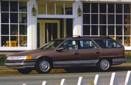 Mercury Sable D186 MkI Estate