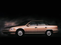 Mercury Sable D186 MkII Saloon