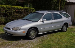 Mercury Sable D186 MkIII Estate