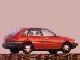 Mercury Tracer l Hatchback