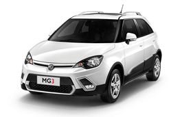 MG 3 Xross Hatchback
