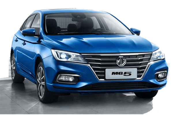 MG 5 wheels and tires specs icon