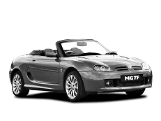 MG TF wheels and tires specs icon