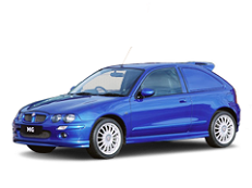 MG ZR I Hatchback