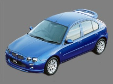 MG ZS I Hatchback