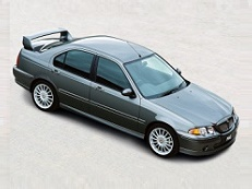 MG ZS I Saloon