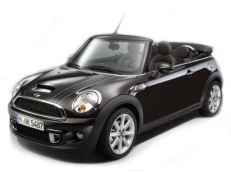 MINI Cabrio wheels and tires specs icon