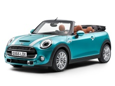 MINI Convertible wheels and tires specs icon