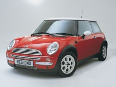 MINI Cooper R50/R53 (R50) Hatchback
