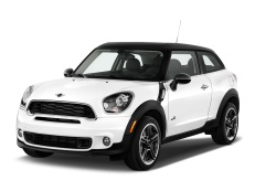 MINI Paceman wheels and tires specs icon