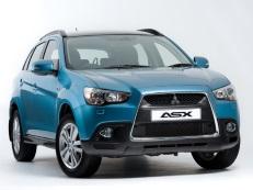Mitsubishi ASX GS I Closed Off-Road Vehicle