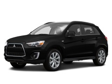 Mitsubishi ASX wheels and tires specs icon