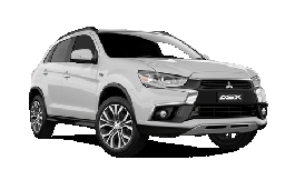 Mitsubishi ASX I Facelift SUV