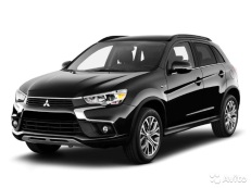 Mitsubishi ASX GS III SUV
