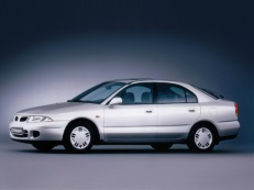 Mitsubishi Carisma picture (1995 year model)