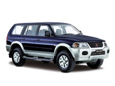 Mitsubishi Challenger K9 Closed Off-Road Vehicle