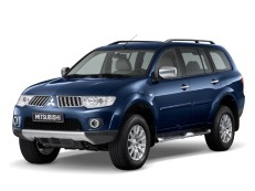 Mitsubishi Challenger PB Closed Off-Road Vehicle