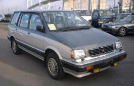 Mitsubishi Chariot I Restyling MPV