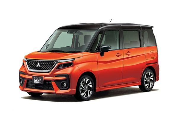 Mitsubishi Delica D:2 MB Facelift Custom