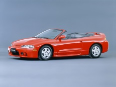 Mitsubishi Eclipse picture (1995 year model)