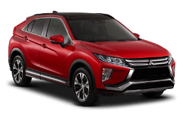 Mitsubishi Eclipse Cross wheels and tires specs icon