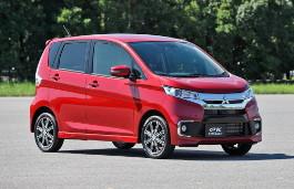 Mitsubishi eK Custom Restyling Hatchback