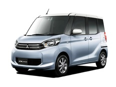 Icona per specifiche di ruote e pneumatici per Mitsubishi eK Space