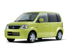 mitsubishi ek wagon - specs of wheel sizes, tires, pcd