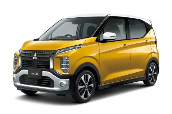 Mitsubishi eK X Hatchback