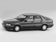 Mitsubishi Eterna E3 Hatchback