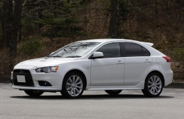 Mitsubishi Galant Fortis Hatchback