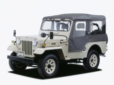 Mitsubishi Jeep J5 Open Off-Road Vehicle