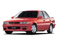 Mitsubishi Lancer picture (1988 year model)