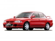 Mitsubishi Lancer Evolution CD I Saloon
