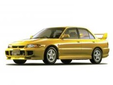 Mitsubishi Lancer Evolution picture (1995 year model)