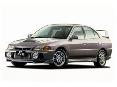 Mitsubishi Lancer Evolution wheels and tires specs icon