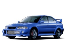 Mitsubishi Lancer Evolution CP VI Berline