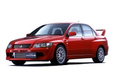 Mitsubishi Lancer Evolution CT VII Saloon