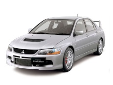 Mitsubishi Lancer Evolution CT VIII Saloon