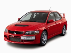 Mitsubishi Lancer Evolution CT IX Saloon