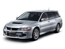 Mitsubishi Lancer Evolution CT IX Универсал