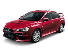 Mitsubishi Lancer Evolution CA X Berline