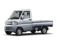 Mitsubishi Minicab Truck wheels and tires specs icon