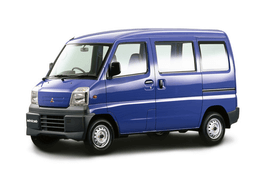 Mitsubishi Minicab Van wheels and tires specs icon