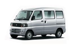 Mitsubishi Minicab Van U60 Restyling Van